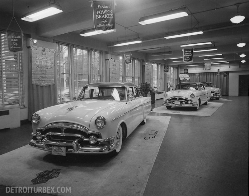 Packard plant showroom | Packards - MCP Cars & Others | Pinterest | Cars