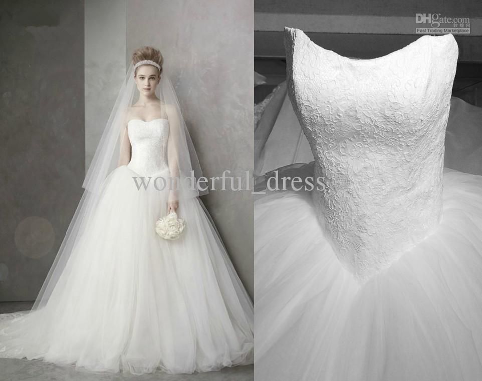 Großhandel 2017 Romantische Viktorianische Ballkleid Brautkleider ...