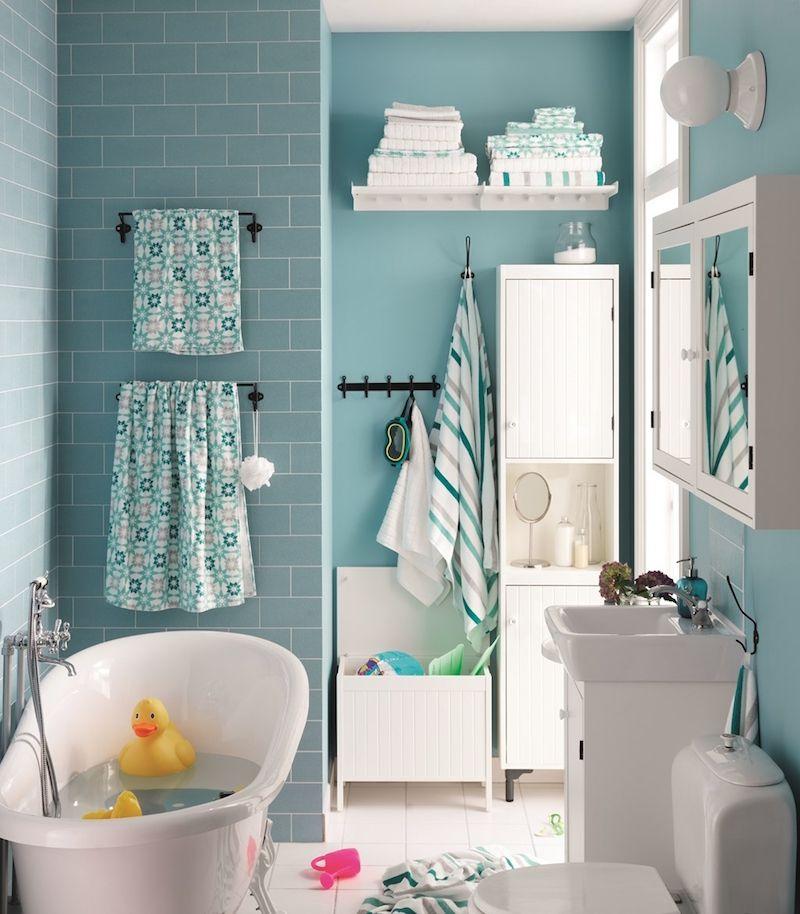 Aménagement petite salle de bain et idées de décoration - Peindre Du Carrelage Mural Salle De Bain
