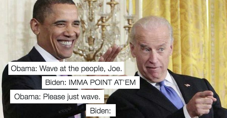 b9d2b542ff58a13b2a0749afe2e71e2e 19 obama and biden tweets that are guaranteed to make you laugh