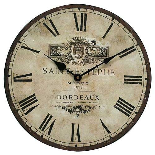 French Country Wall Clocks Ideas On Foter Country Wall Clock French Wall Clock Wall Clock