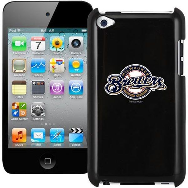Milwaukee Brewers iPod Touch Hardshell Case - Black - $7.99