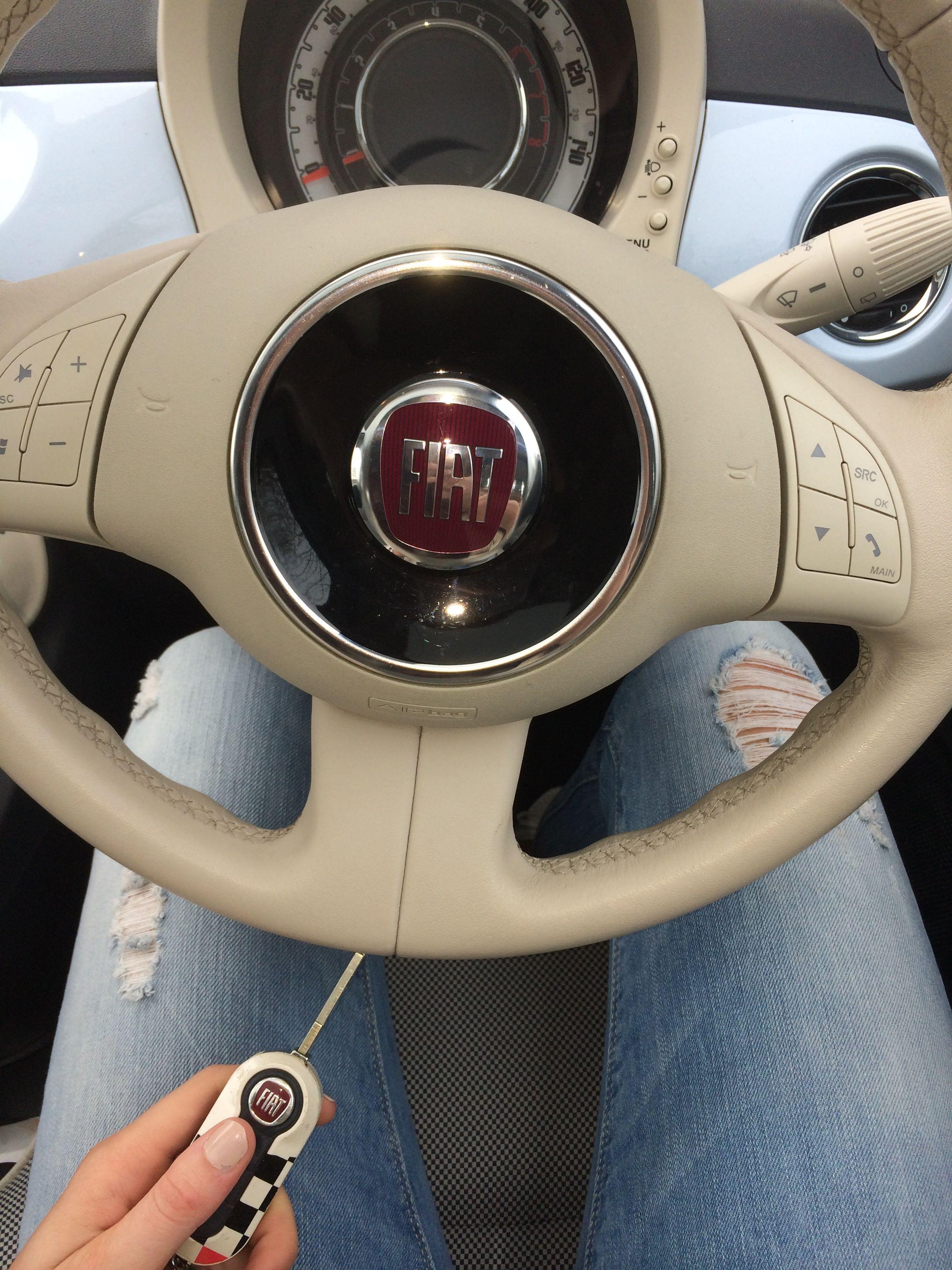 Fiat500 #Summer #Jeans #ZARA #Chic   500   Fiat 500, Fiat