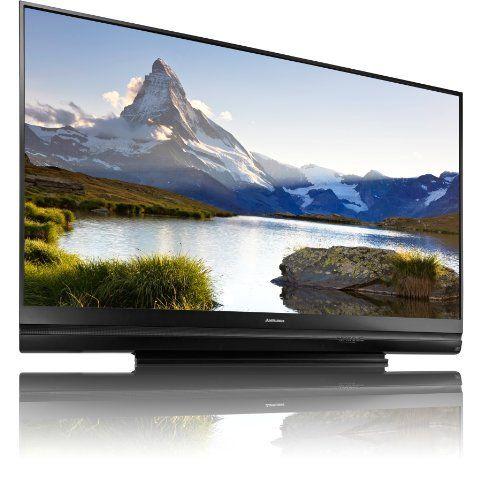 Mitsubishi WD73C12 Home Cinema 73-Inch DLP 1080p Projection TV ...