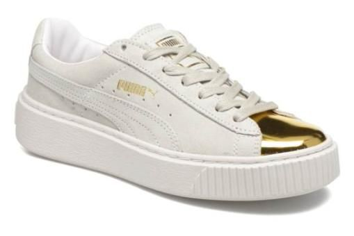 Baskets WNS Suede Creepers Puma vue 3/4