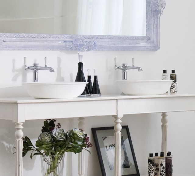 Vessel sinks Bathroom Pinterest Vessel sink, Sinks and Interiors - Vessel Sinks Bathroom