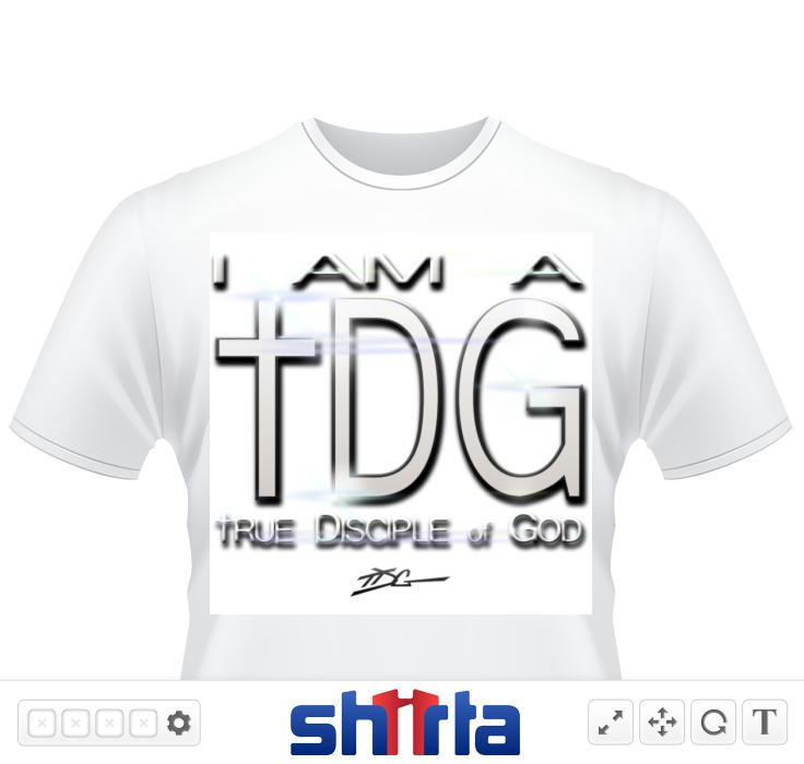 I am a TDG - True Disciple of God