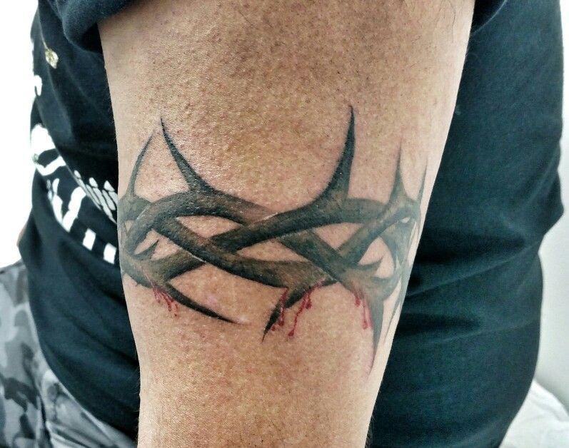Corona De Espinas Tattoo Un Clásico Entre Los Tatuajes Religiosos