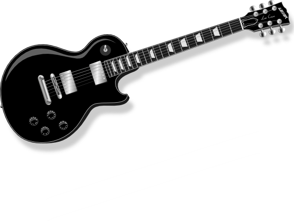 black guitar clip art vector chloe pinterest guitars rh pinterest ca electric guitar clipart electric guitar clipart black and white