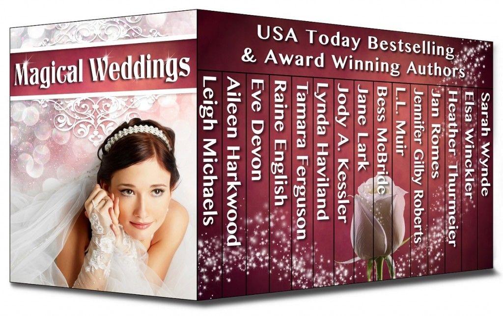 Magical Weddings box set