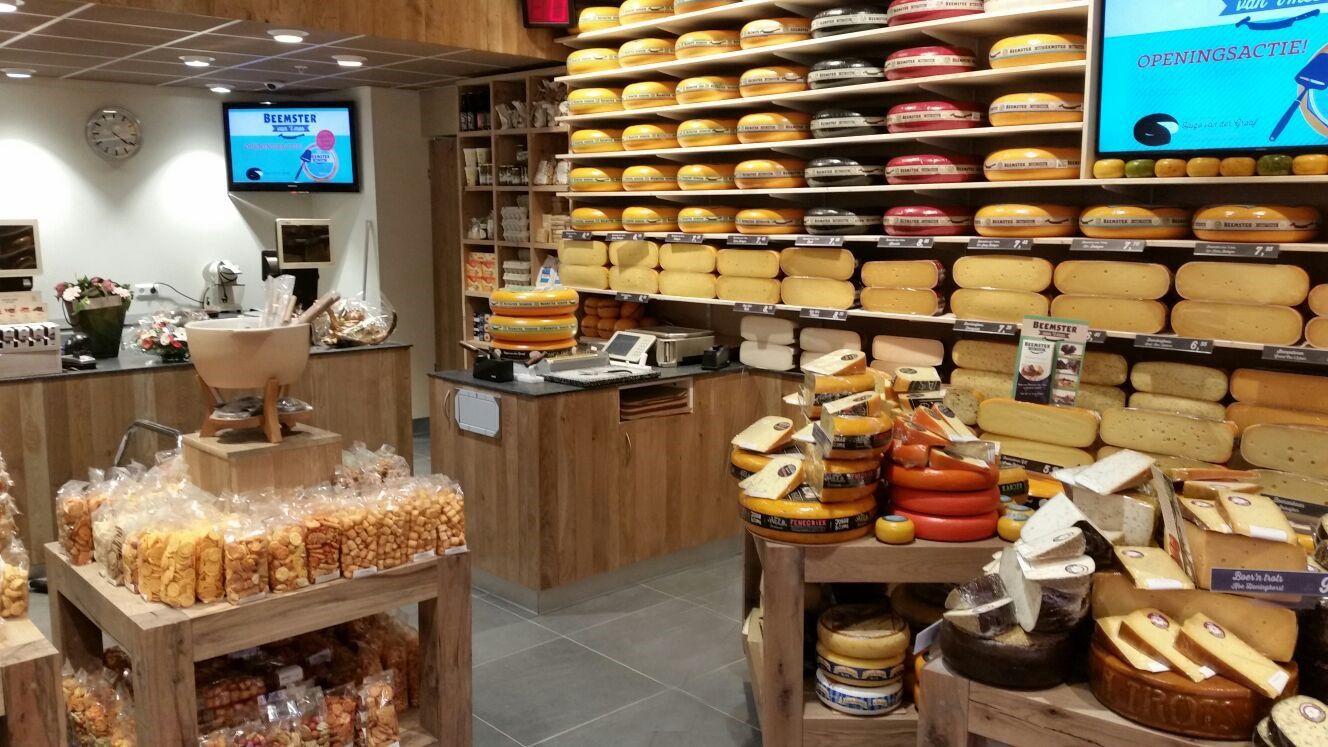 Voor kaaswinkel van der Graaf kaas en noten hebben wij gehele ...