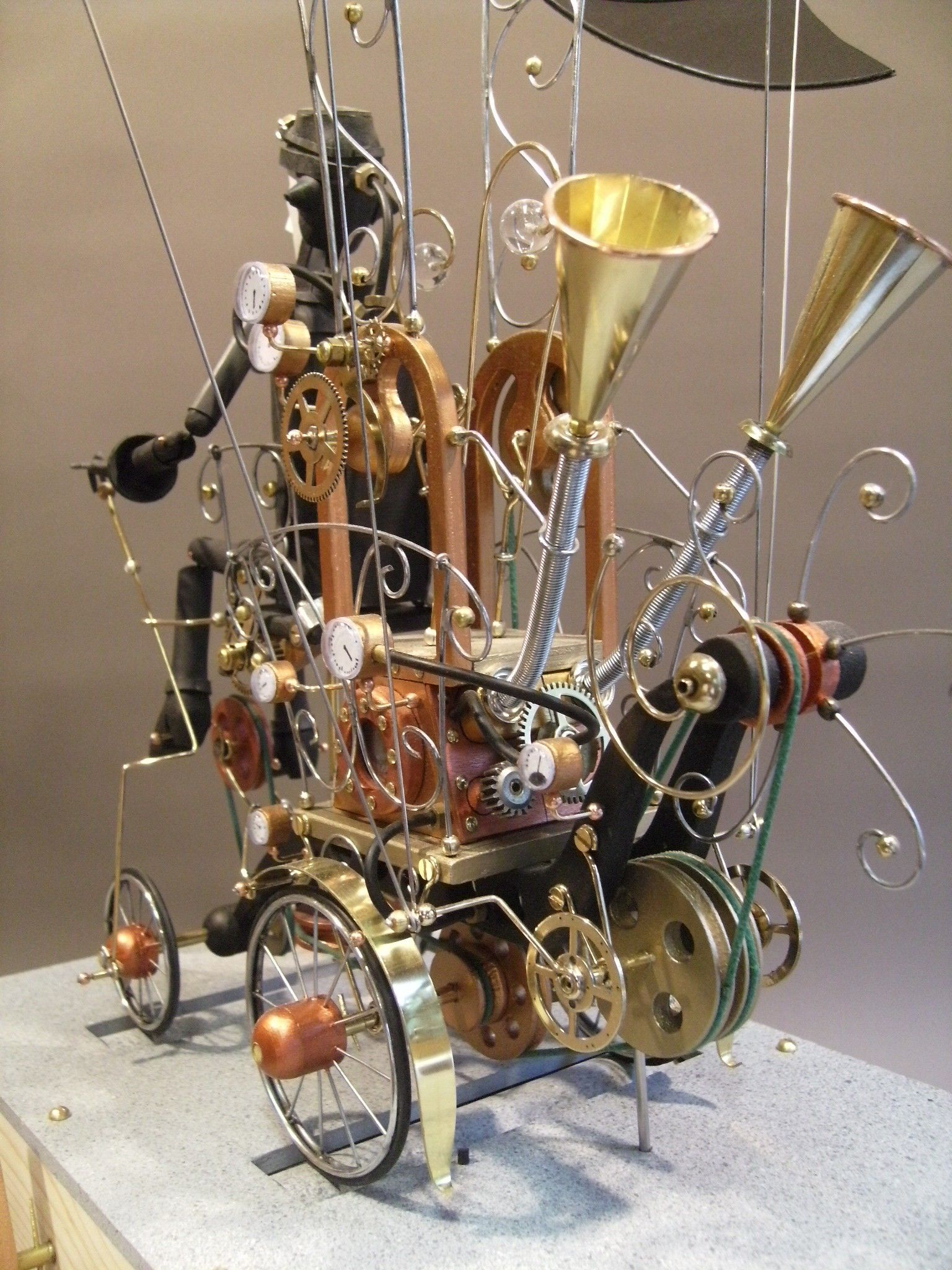 Creative Automata Design By Keith Newstead  Sable & Ox