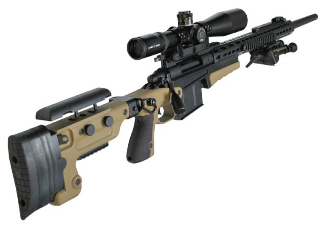 Remington 700 sps stock options