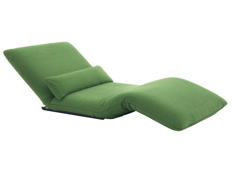 Fauteuil / Chaise longue en tissu TATTOMI by DE PADOVA ...