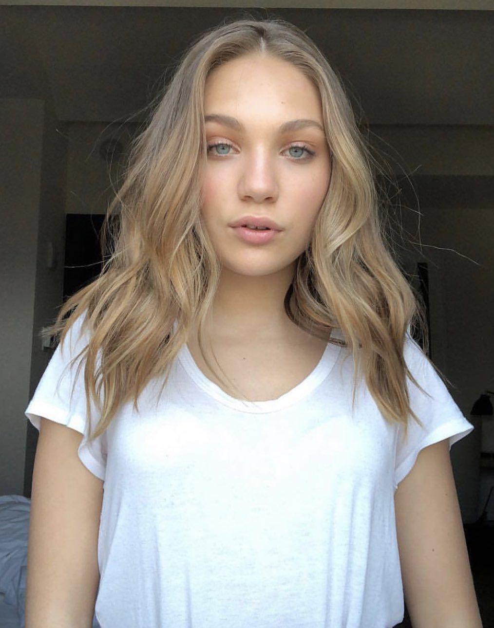Pin Quennapham In 2019 Maddie Ziegler Hair Styles