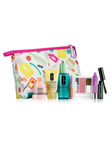 CLINIQUE Corporate Gift with Purchase Your choice with any CLINIQUE purchase of $31 or more at TheBay.com