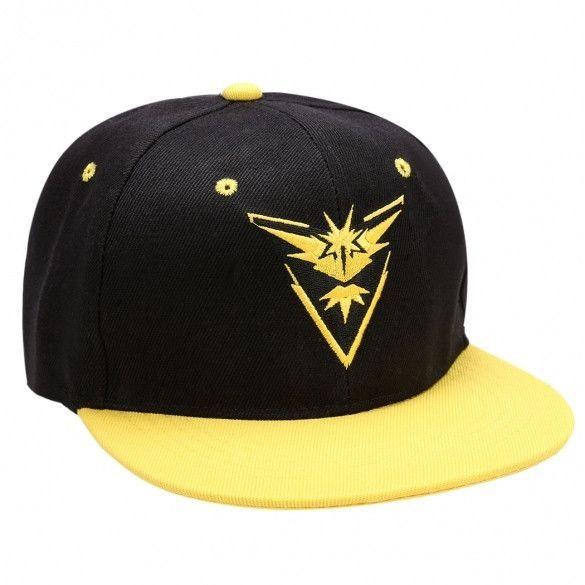 Unisex Men Women Fashion Embroidered Baseball Cap Adjustable Snapback Flat Brimmed Cap