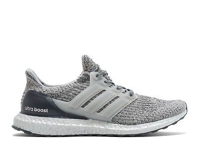 Best Sneakers Shop Offer Comfortable Top Quality UA Adidas Ultra Boost  Silver Boost Grey Silver Sports Shoes at Low Cost.