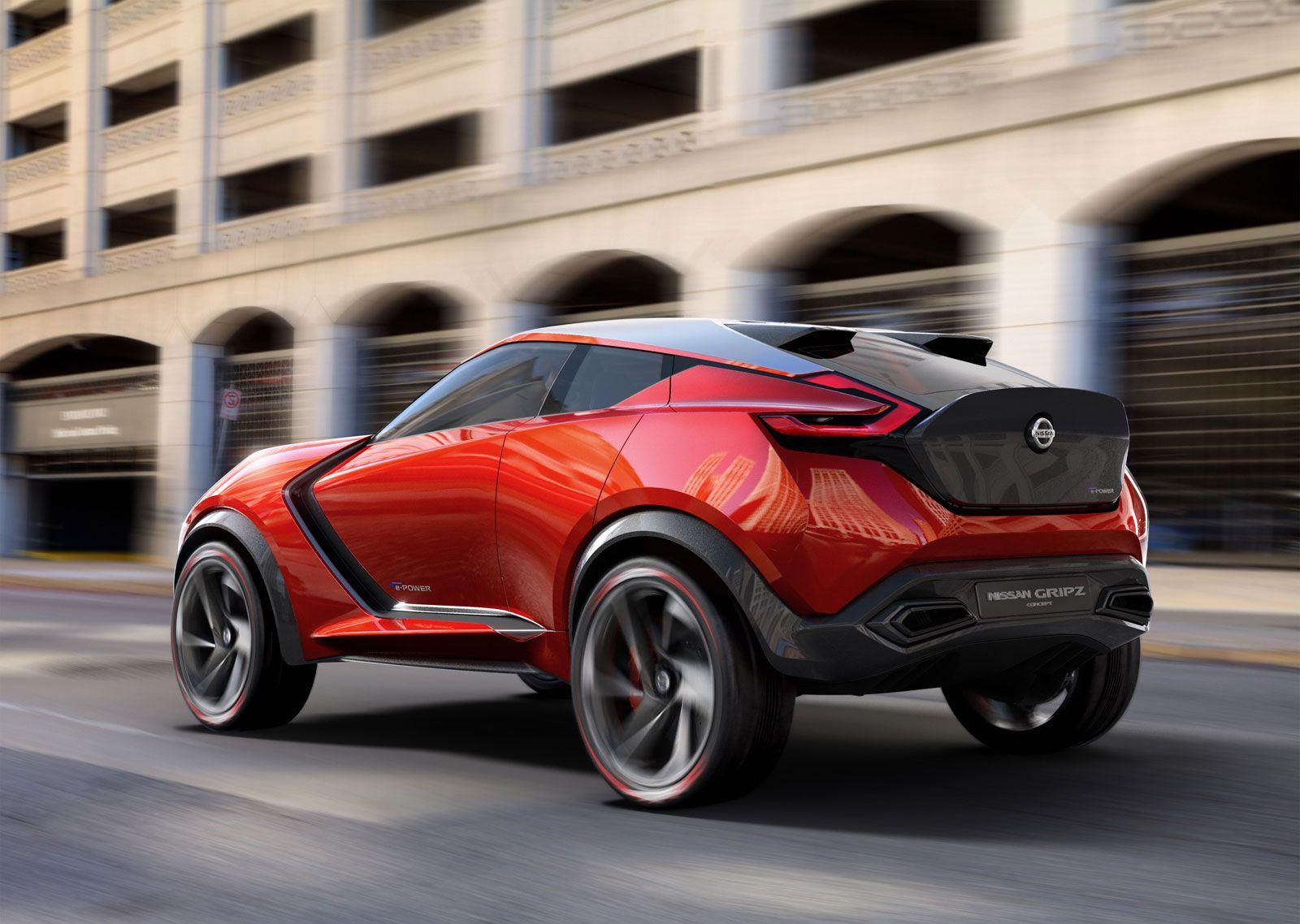 Nissan Gripz Concept Rendering
