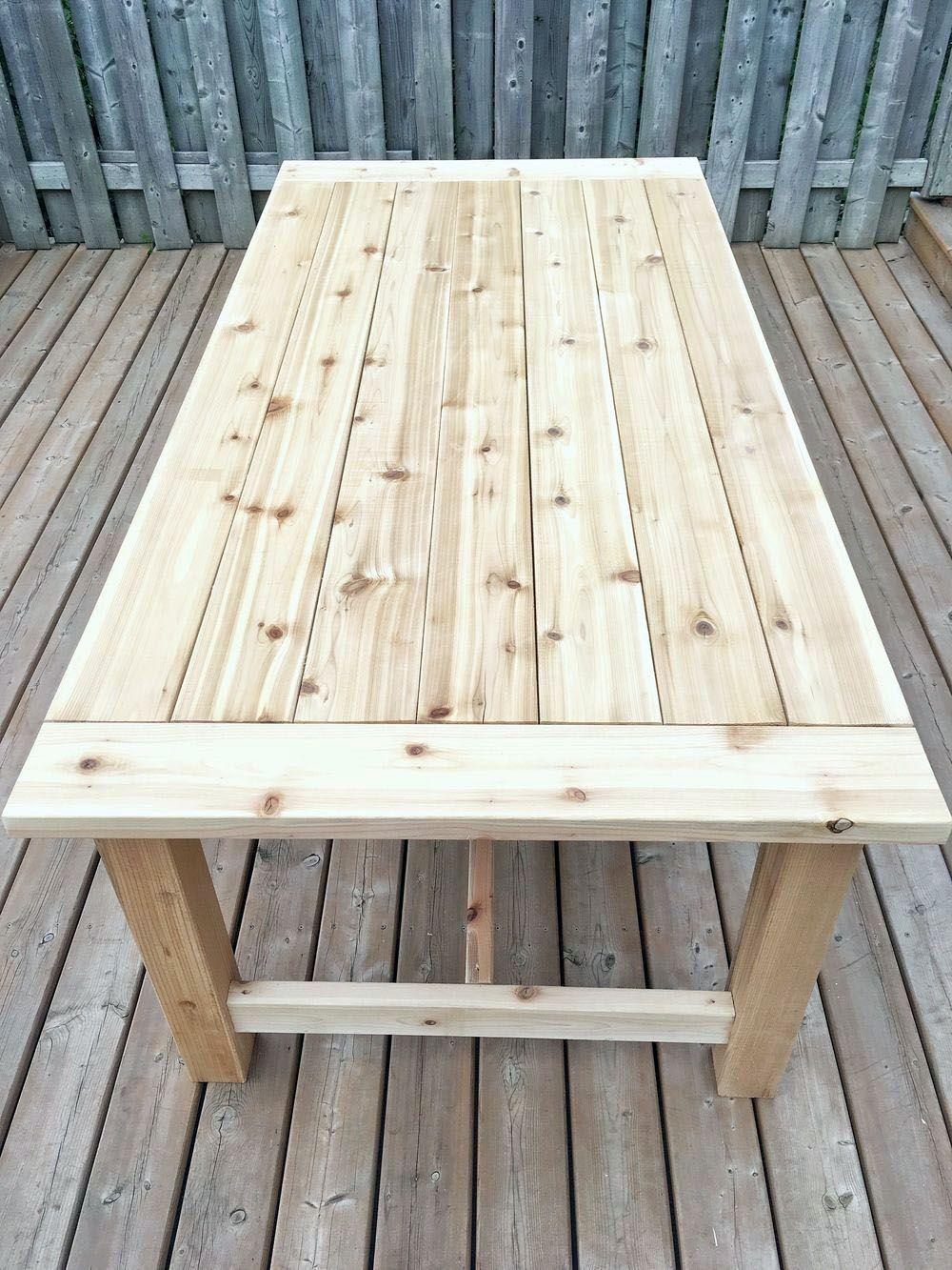 13 Free Farmhouse Table Plans Diy Dining Table Wood Table Diy
