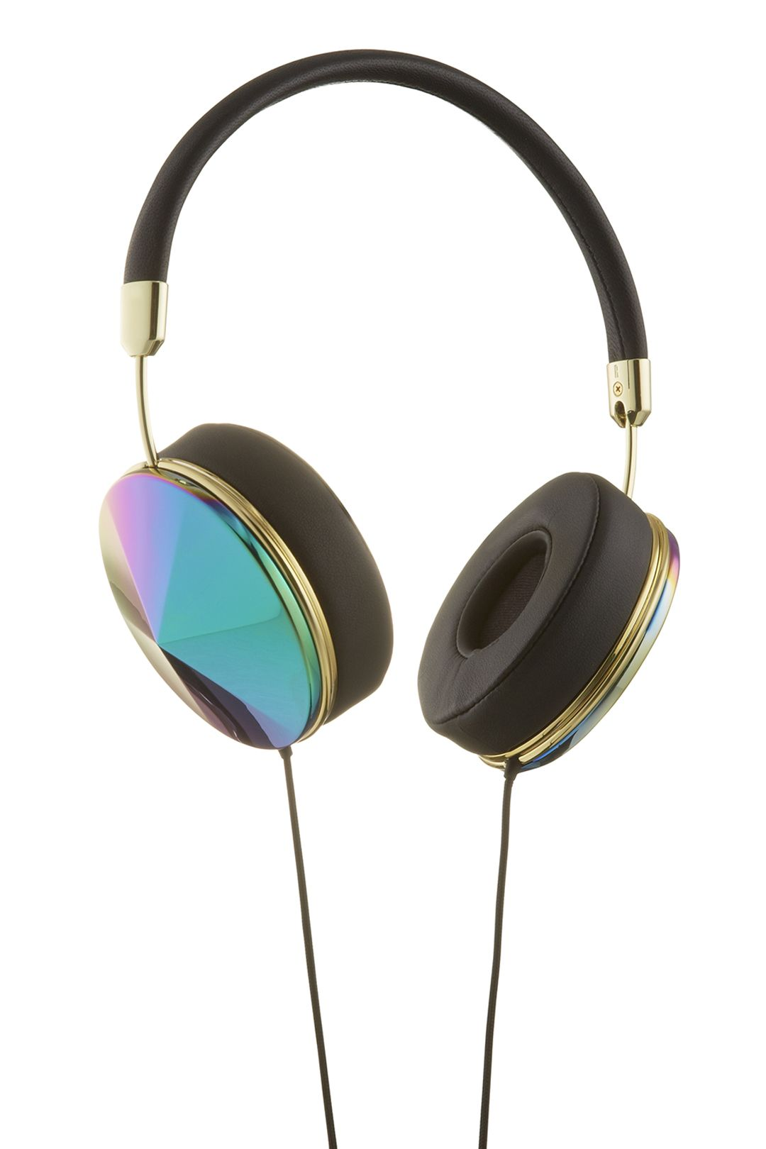 Getaway without leaving your city with Taylor Oil Slick Headphones from FRENDS.