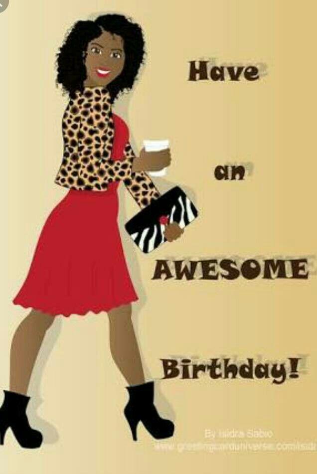 Pin by Seyi Omitoogun on Greetings | Happy birthday ...