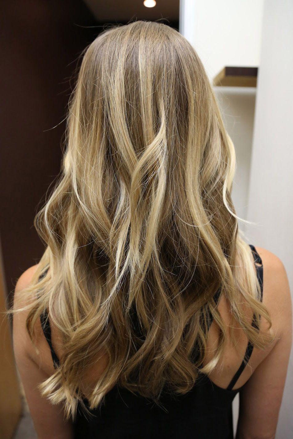 Going Blonde / Blonde Hair Tips