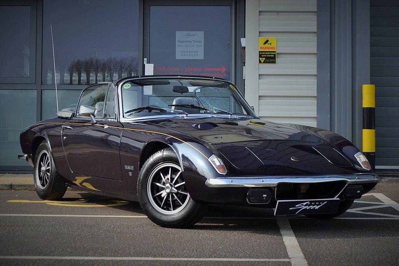 1969 Lotus Elan +2 Convertible. Lotus car, Lovely car