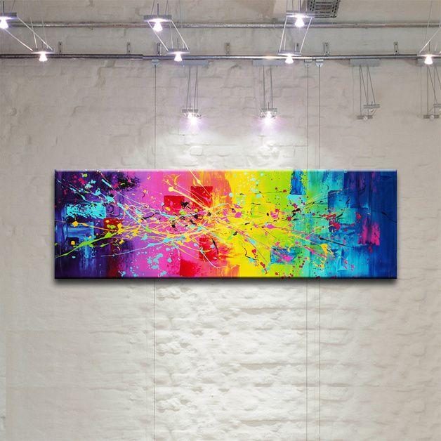 peintures acryliques peinture tableau oeuvre art abstrait. Black Bedroom Furniture Sets. Home Design Ideas