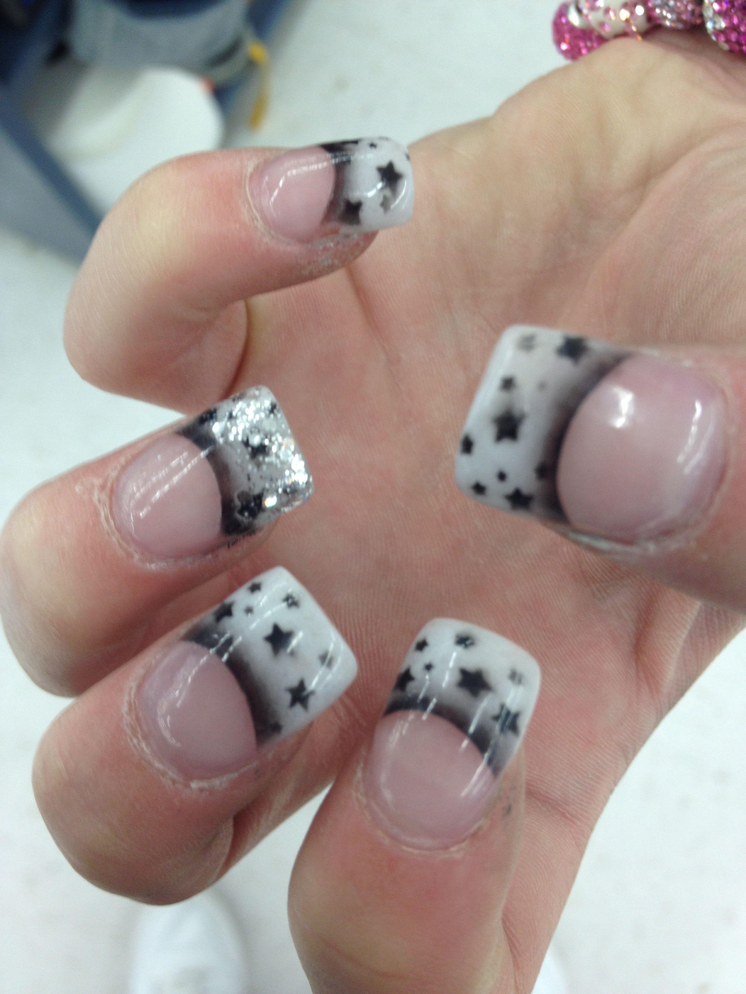 Lexi\'s new set of acrylic nails | Nails | Pinterest | Nail nail ...
