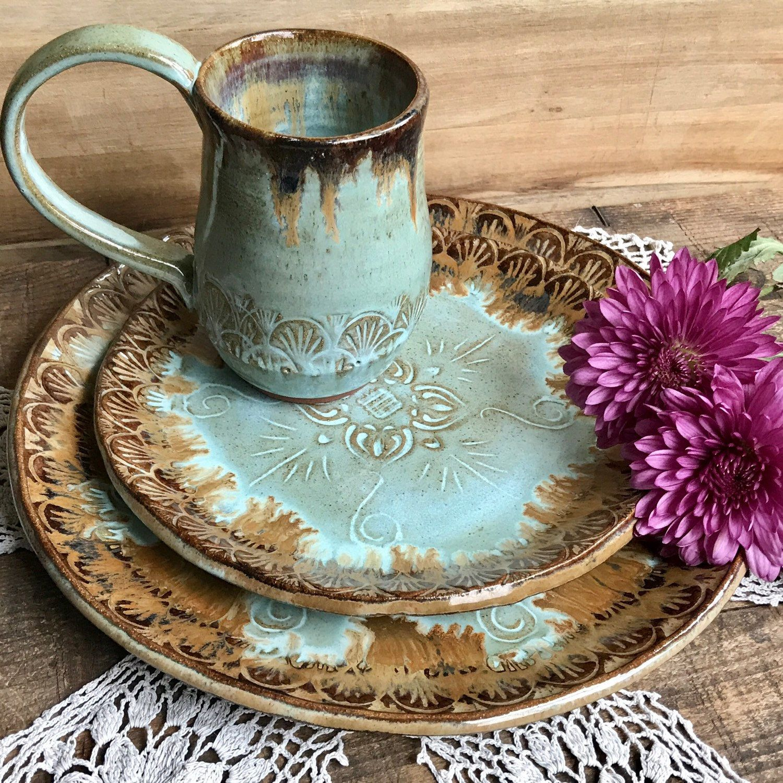Handmade Tableware & Handmade French Crockery