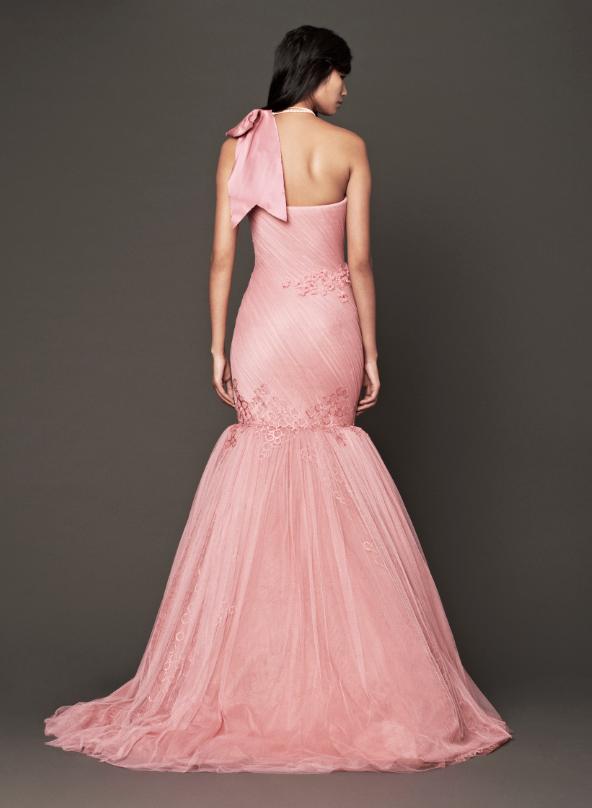 Vestido de Noiva ♡ Coleção de Outono Vera Wang 2014 - Senhora ...