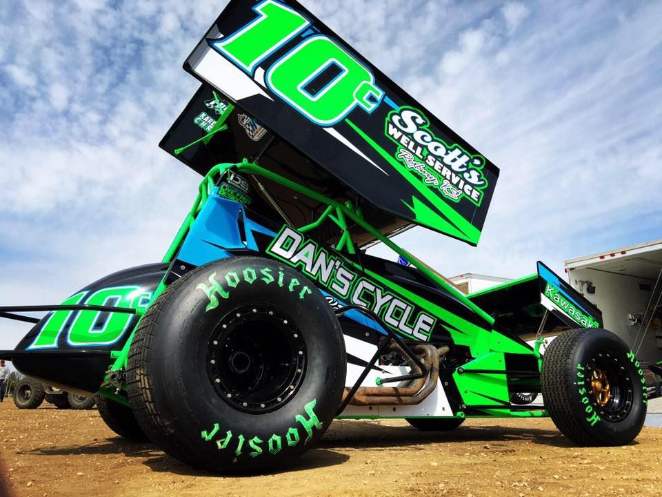 Motor'n Solid opening weekend for Jeremy Campbell