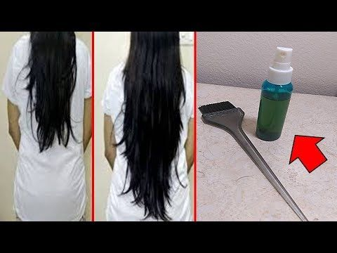 طريقة عجيبة وغريبة لتطويل الشعر في اسبوع بدون كذب و خرابيط وهدايا ميك اب كتير جاتلى Youtube Hair Care Oils Hair Beauty