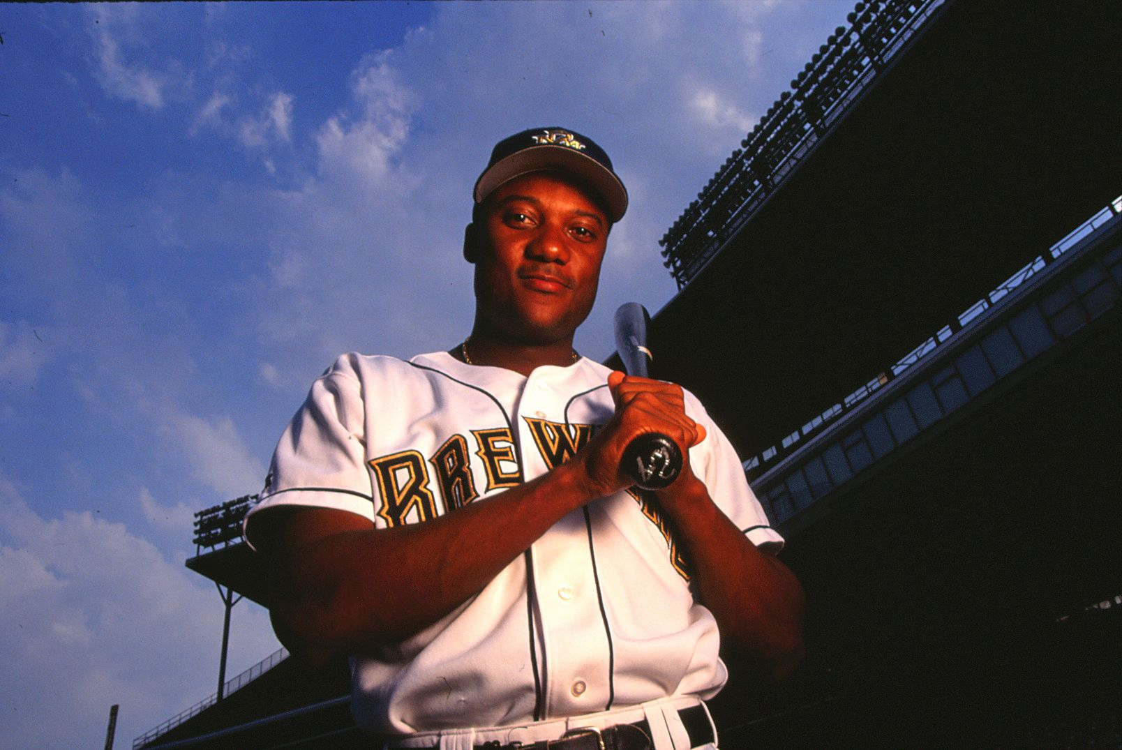 Throwbackthursday Brewers Wall Of Honor Edition Continues With Darryl Hamilton Who Played 7 Of His 13 Major League Sea Brewers Baseball Brewers Major League