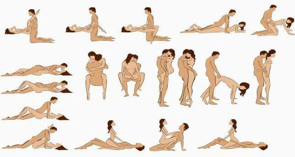 Sex positions guaranteed orgasm