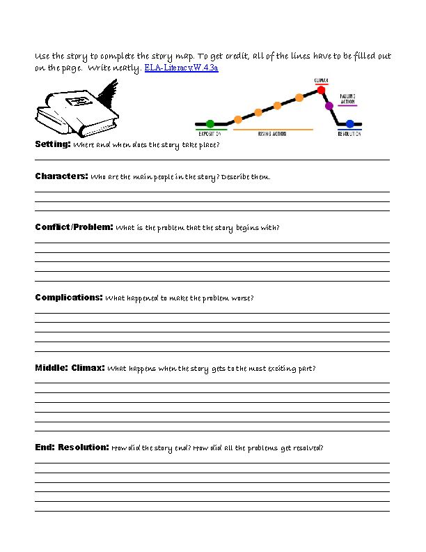 15 4th Grade Language Arts Worksheets ~ edea-smith