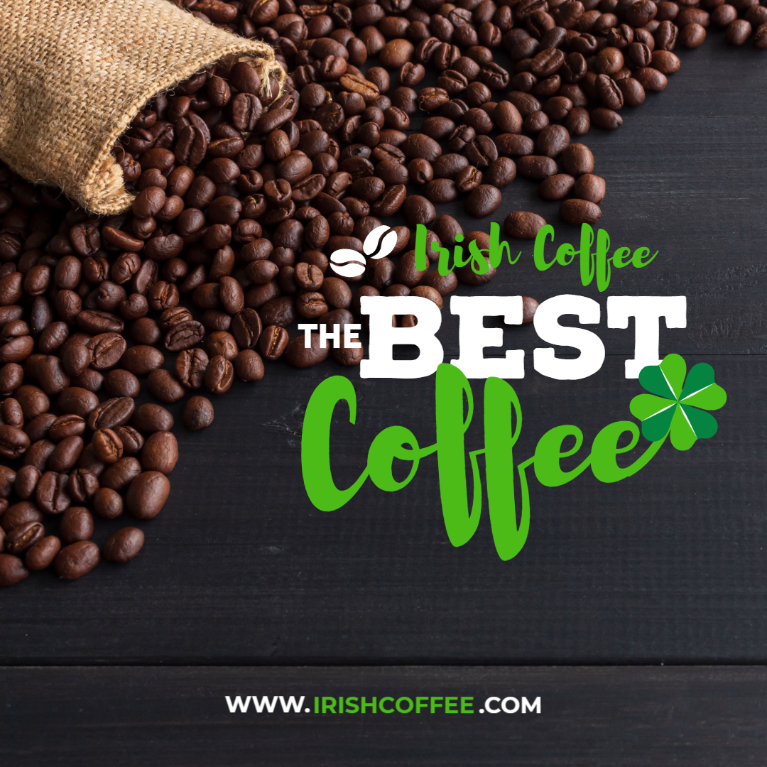 Irish Best Coffee Facebook Ad Carousel Food, Beverage