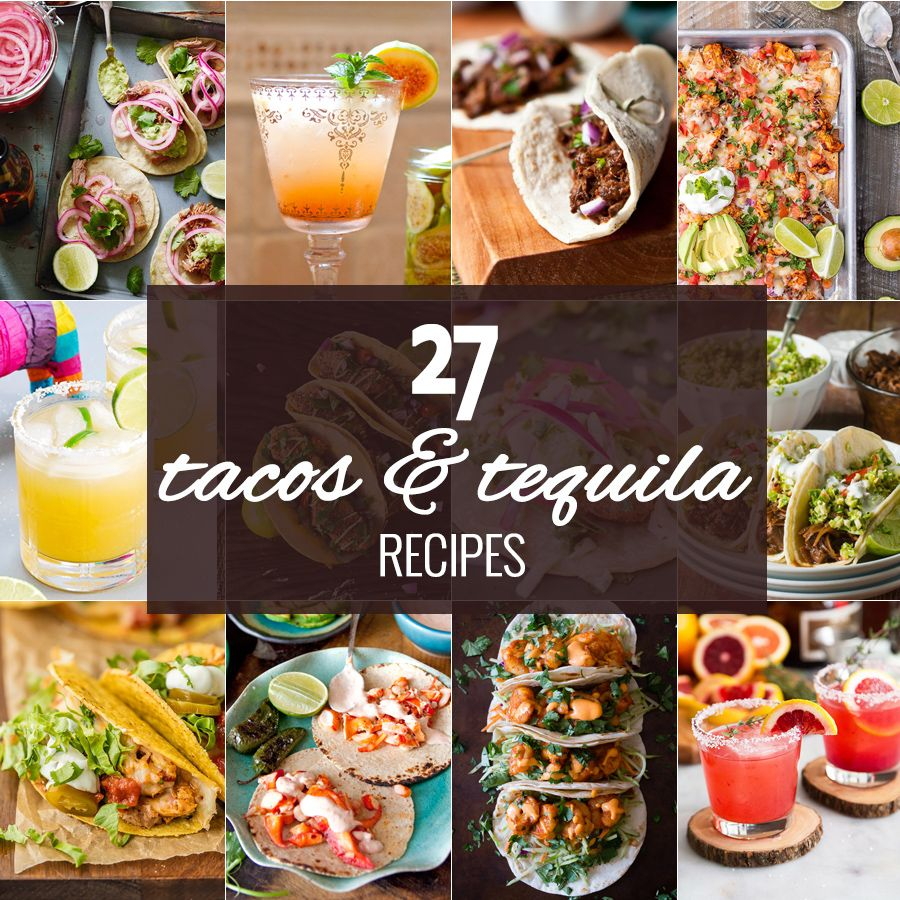 Tacos and tequilae best roundup ever margaritas and mexican tacos and tequilae best mexican recipes roundup margaritas and mexican food a match made in heaven cant get enough of these easy mexican recipes forumfinder Images
