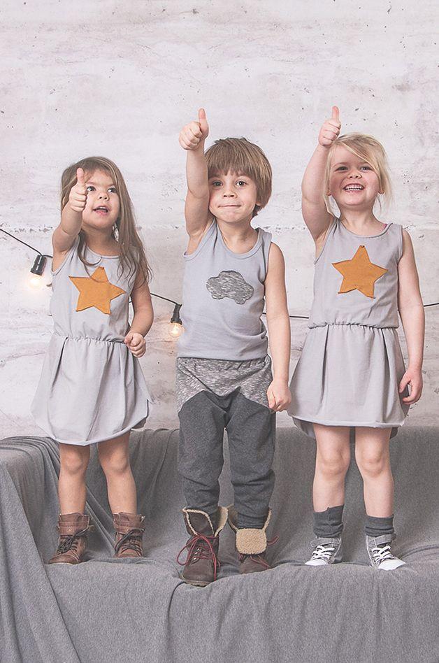 Kleider - EasyDress Grau - ein Designerstück von maybe4baby bei DaWanda