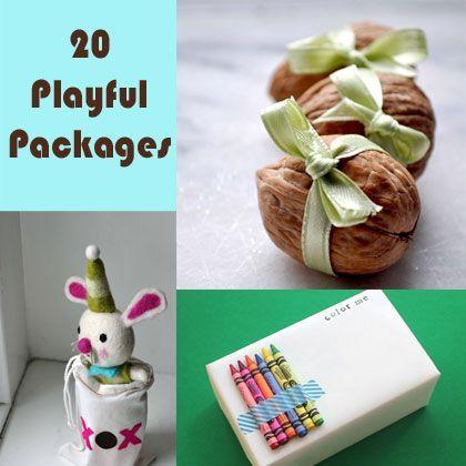 color me - geschenkverpakking :-) zo schattig!