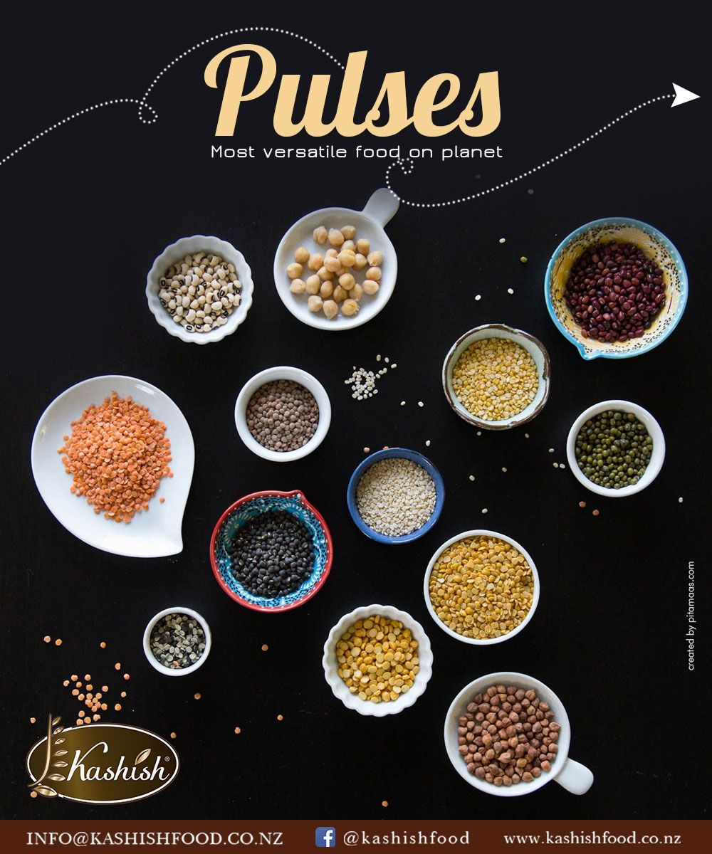Pulses are a rich in food that as part of a Healthy Diet