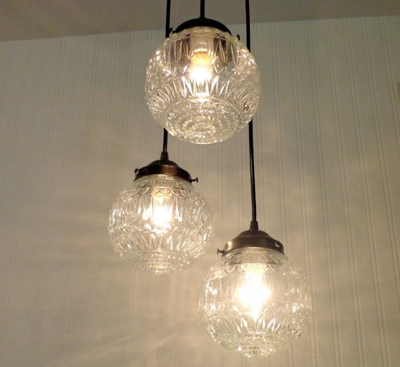 Uniquely crafted mason jar lights modern chandeliers by lampgoods