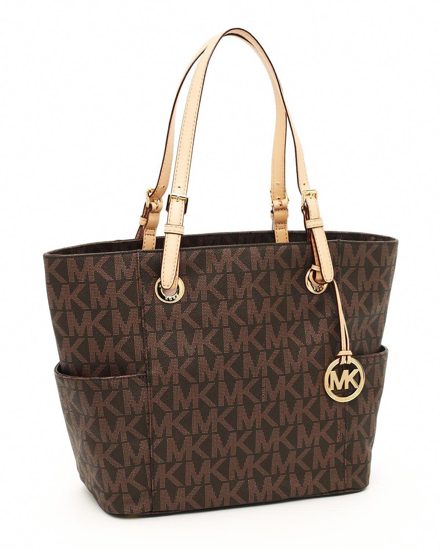 6937d08f0e11 Michael Kors Inspired MK Logo 2 Row Bracelet Gold / Pink  #Handbagsmichaelkors