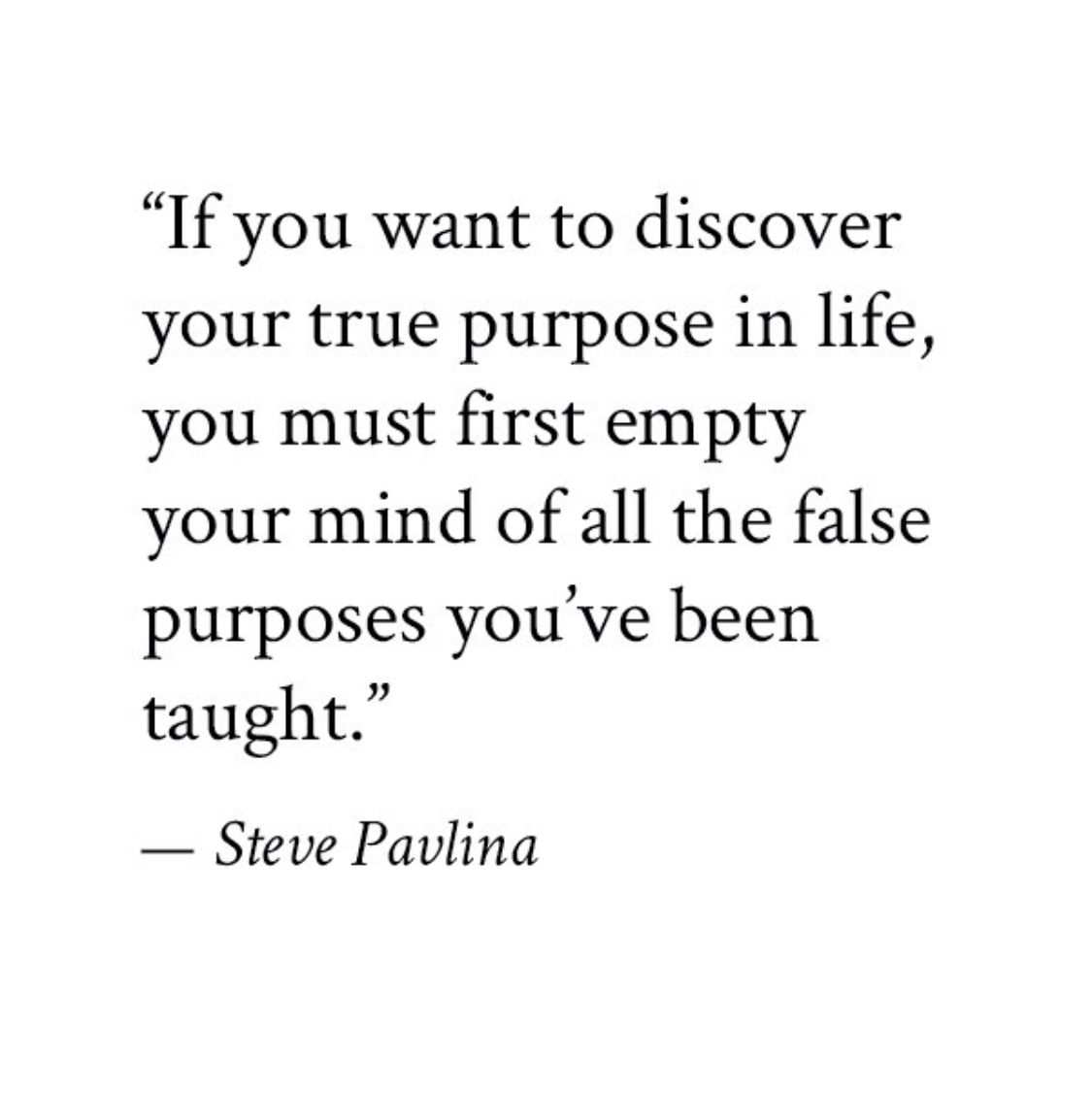For more on discovering true purpose, check out Optimal