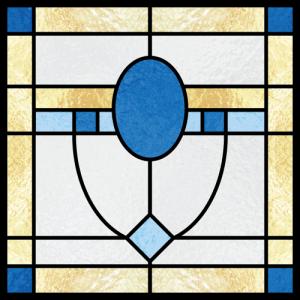 Please click here to Art Nouveau design 13A