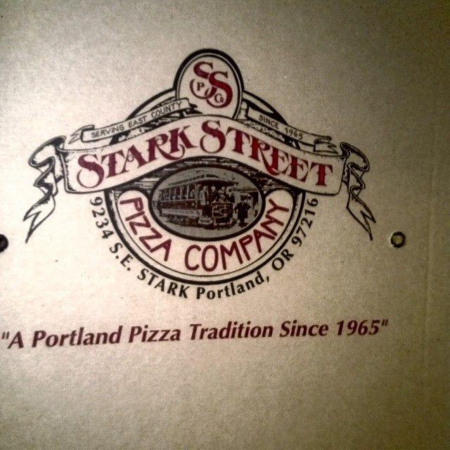 Stark Street Pizza In Portland, Oregon Is The Best Piza I
