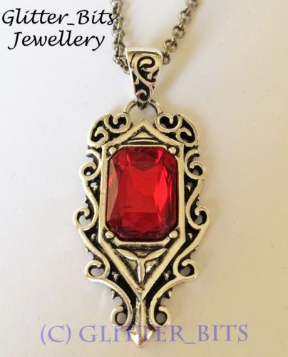 Ebay pendentif rubis