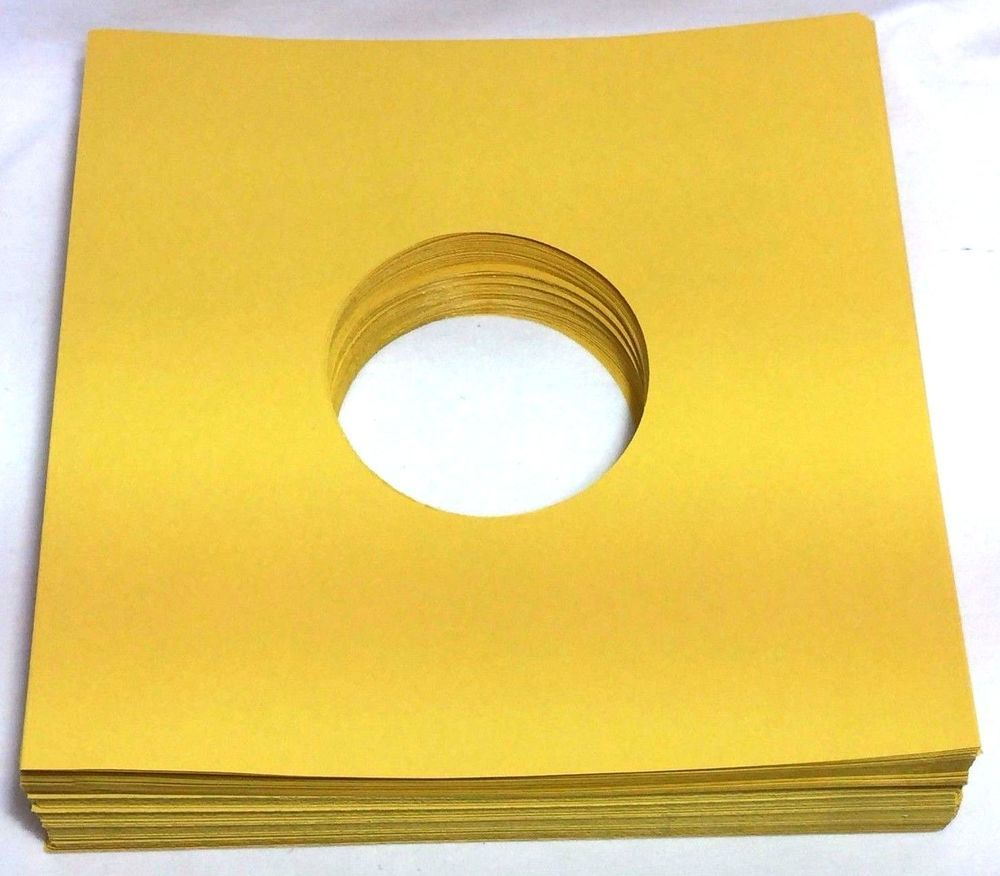 100 Pack 78rpm 10 Inch Victrola Record Sleeves Golden Brown Paper Shellac 78 Rpm Record Sleeves Vinyl Records Covers Vinyl Records