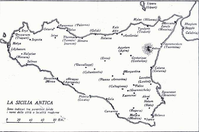 Cartina Sicilia Antica.Image Result For Sicilia Antica Sicilia